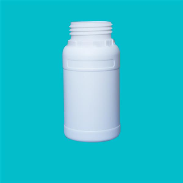 Bottle 250ml Aeropak HDPE White 50mm