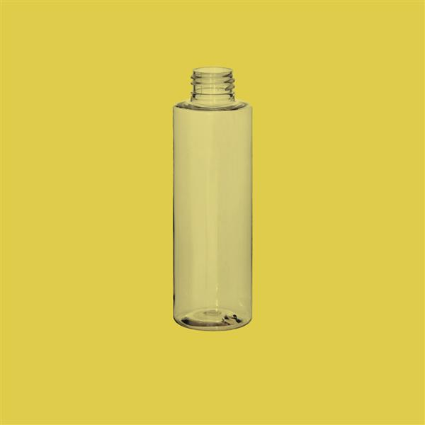 Bottle 150ml Tubular PET Clear 24mm