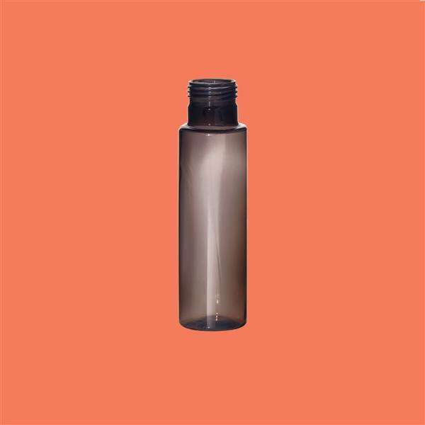 Bottle 60ml Shortfill Tamper Evident PET Smokey 23mm