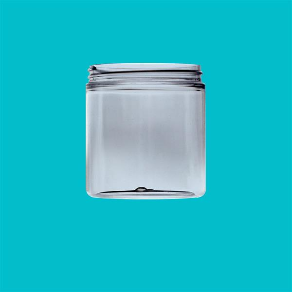 Jar 250ml PET Clear 70mm