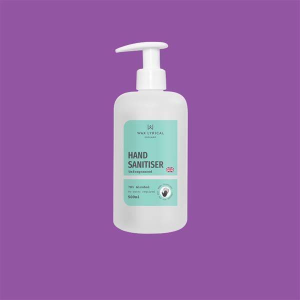 Hand Sanitiser 500ml Lotion Pump