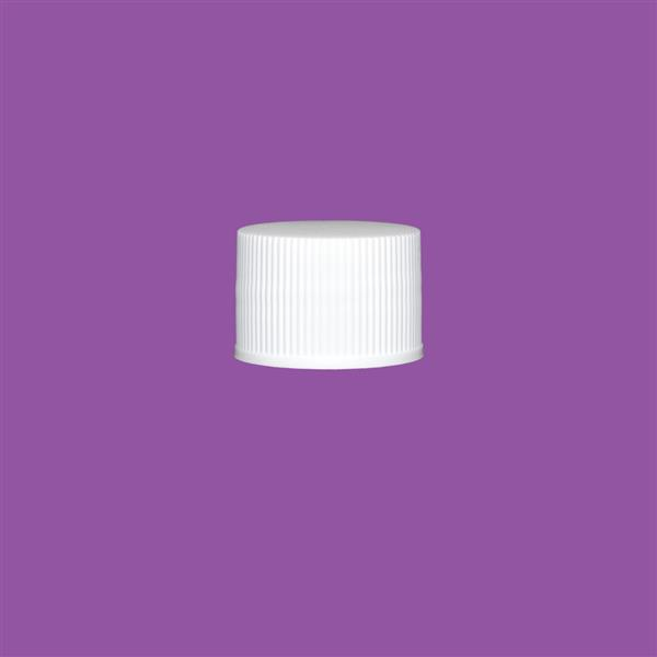 Cap 20mm Induction Heat Seal (for PET) White