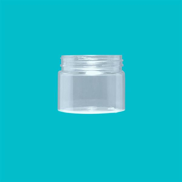 Jar 50ml PET Clear 48mm