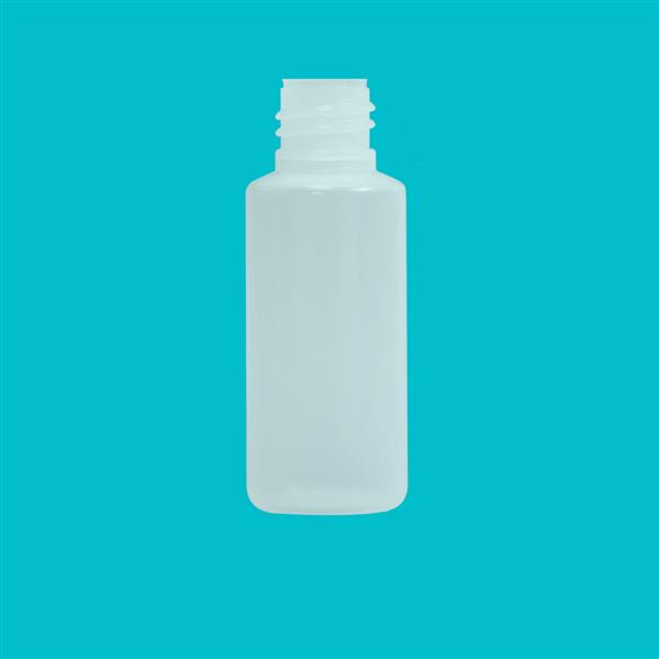 Bottle 30ml Tall LDPE Natural 18mm