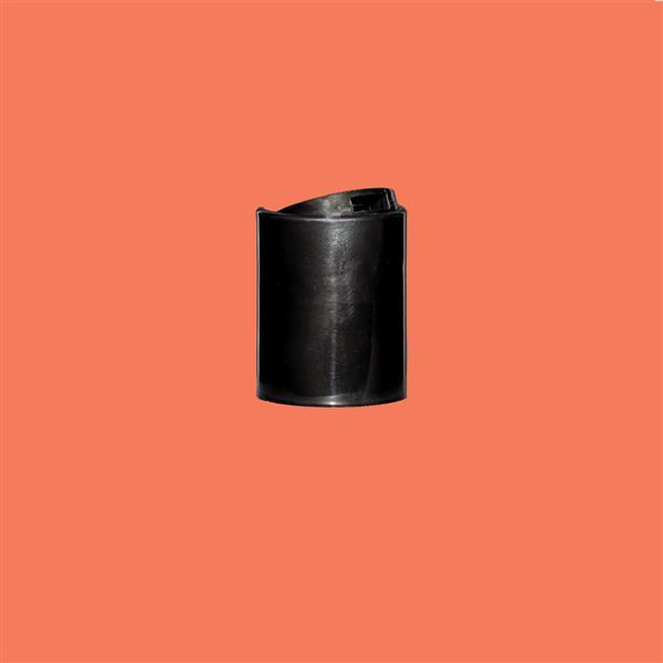 Cap 24mm 415 Disc Top Black