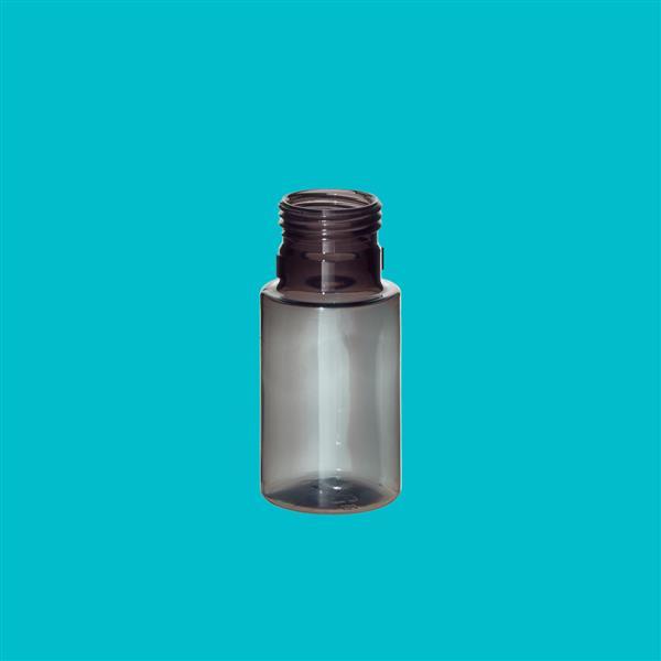 Bottle 30ml Shortfill Tamper Evident PET Smokey 23mm