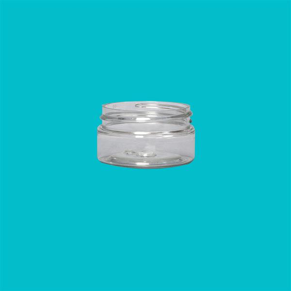 Jar 25ml PET Clear 48mm