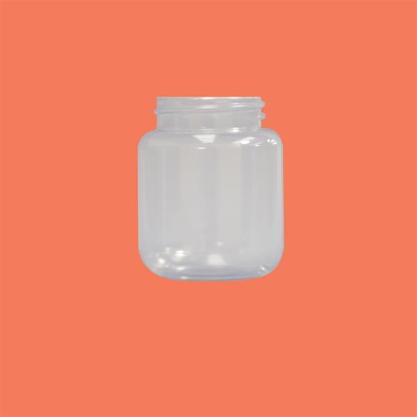 Jar 100ml PVC Clear 41mm