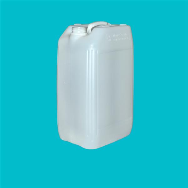 Jerrycan 25000ml Tamper Evident HDPE Natural 61mm
