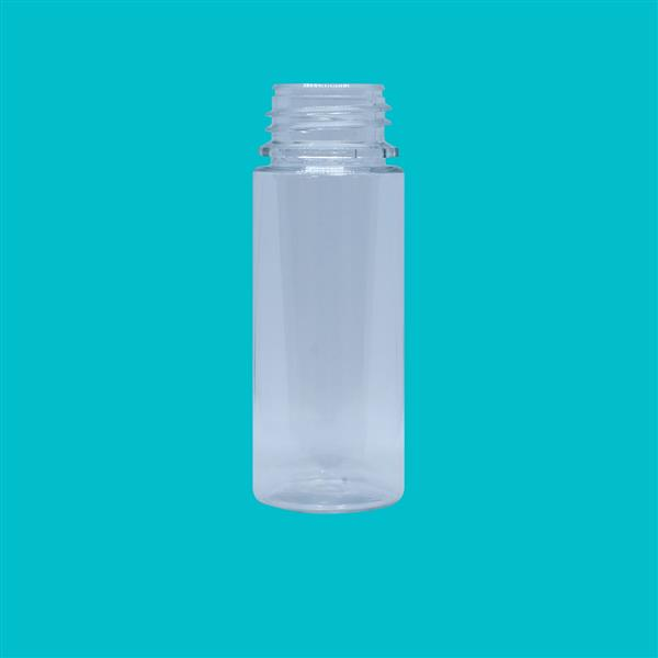Bottle 120ml Husky Tamper Evident PET Clear 34mm