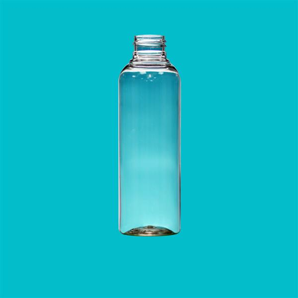 Bottle 150ml Tall PET Clear 24mm