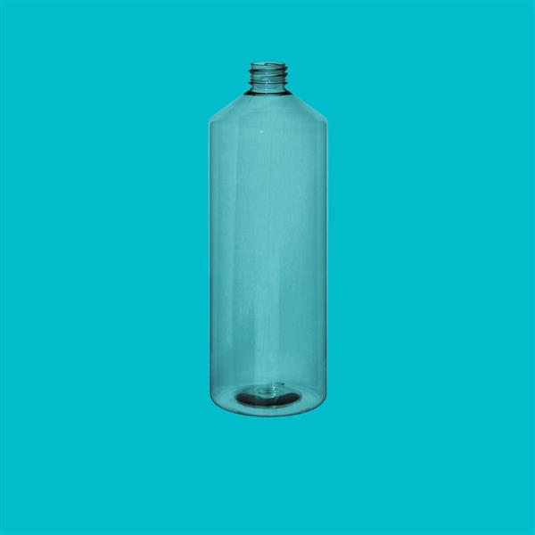 Bottle 1000ml Swipe PET Clear 28mm