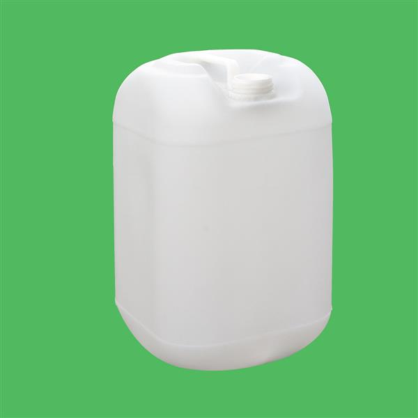 Jerrycan 25000ml Tamper Evident HDPE Natural 60mm