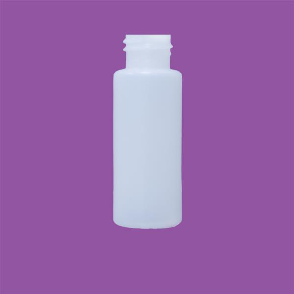 Bottle 30ml Bore Seal HDPE Natural 20mm