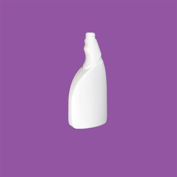 Trigger Bottle 750ml HDPE White 28mm