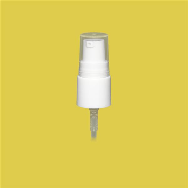 Treatment Pump 20mm 415 Tall Smooth White