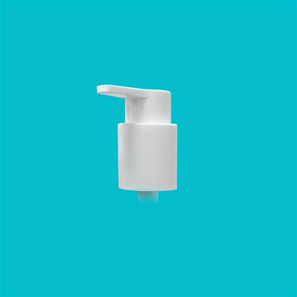 Lotion Pump 24mm 410 Tall Smooth White
