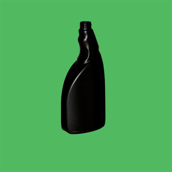 Trigger Bottle 750ml HDPE Black 28mm