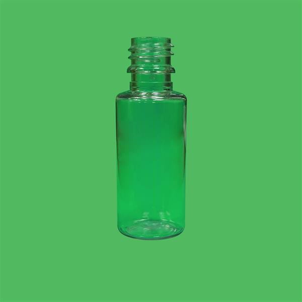 Bottle 10ml 19.5mm Tamper Evident PET Clear 12mm