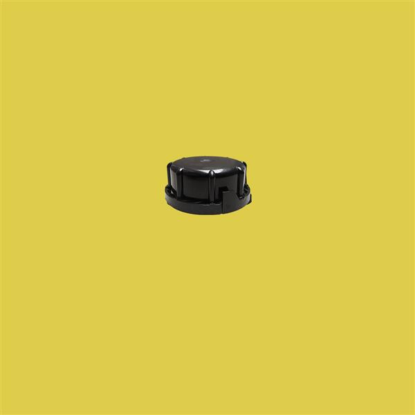 Cap 60mm Tamper Evident Black
