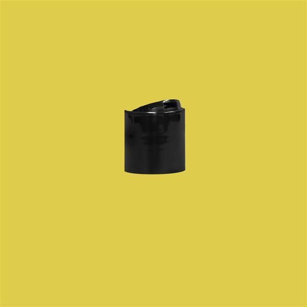 Cap 24mm 410 Disc Top Black