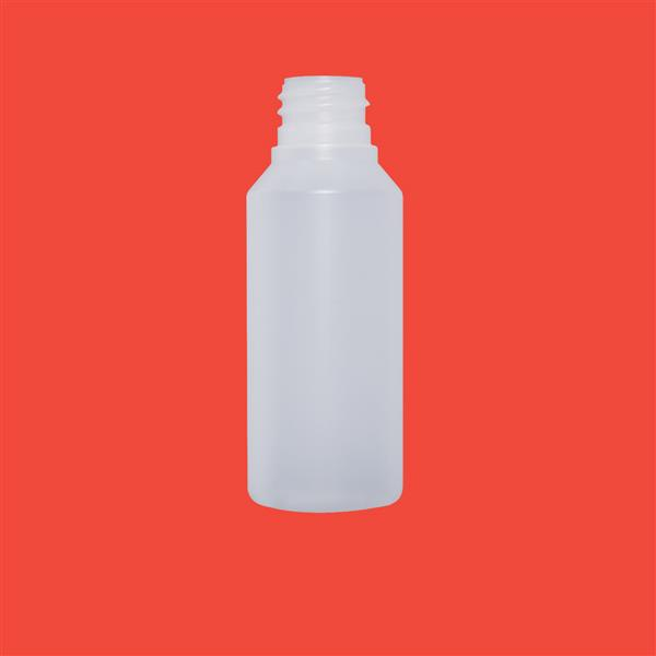Bottle 50ml Swipe HDPE Natural 20mm
