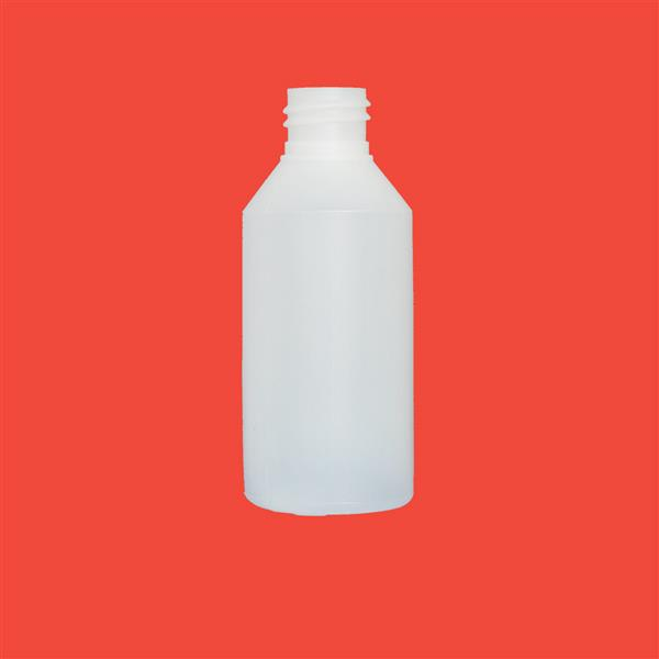Bottle 200ml Swipe HDPE Natural 28mm
