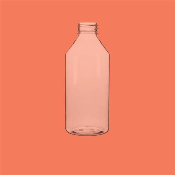 Bottle 250ml Swipe PET Clear 28mm