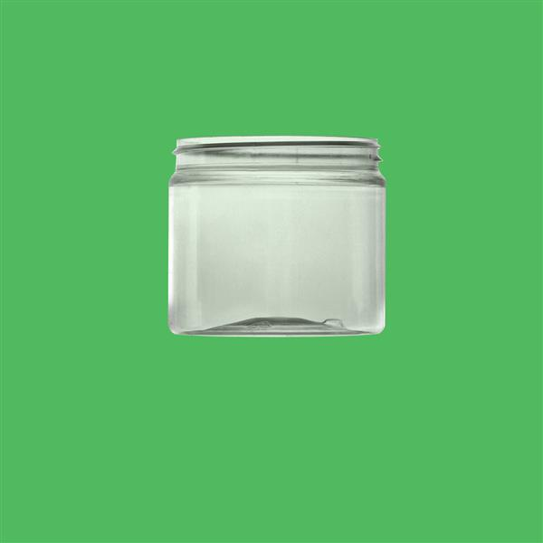 Jar 200ml PET Clear 70mm