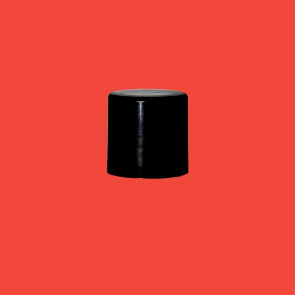 Cap 24mm 410 Recycled Smooth Boreseal Black
