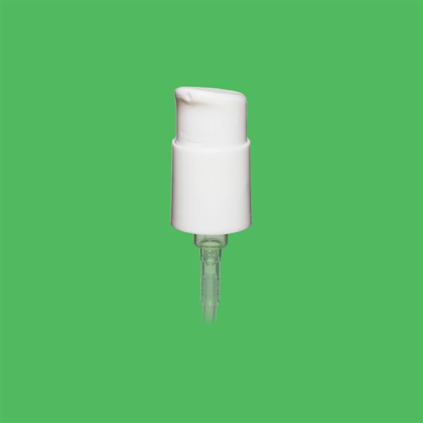 Serum Pump 24mm 410 Gloss White