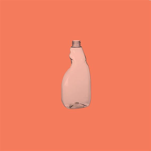 Trigger Bottle 500ml PET Clear 28mm