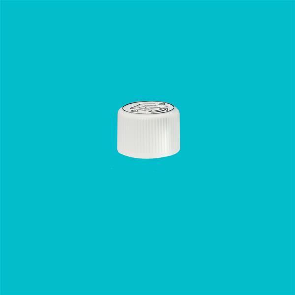 Cap 28mm Child Resistant White