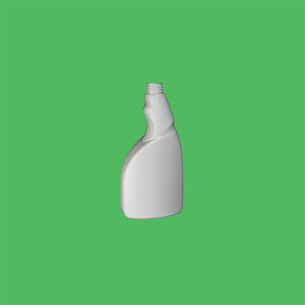 Trigger Bottle 500ml Recycled HDPE Natural 28mm