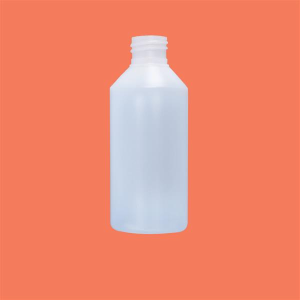 Bottle 250ml Swipe HDPE Natural 28mm