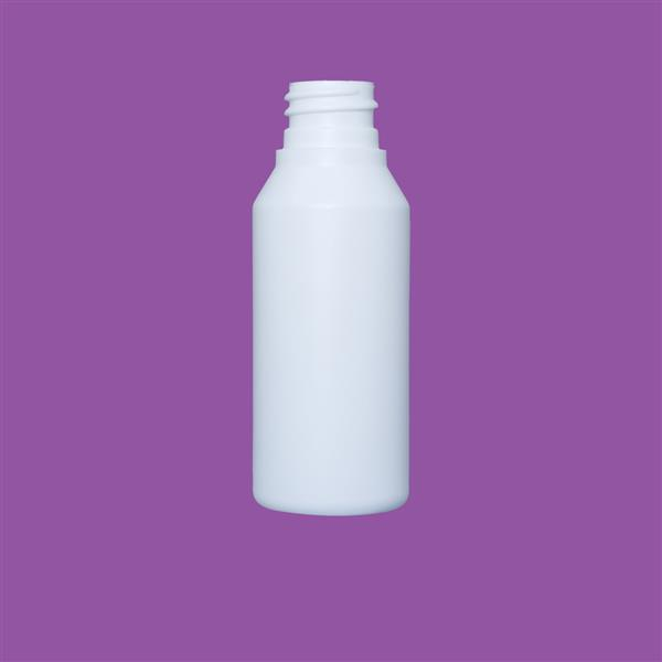 Bottle 50ml Swipe HDPE White 20mm